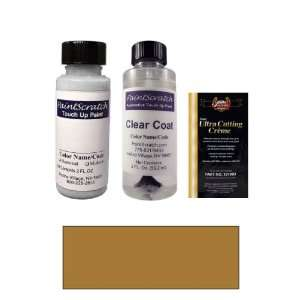 2 Oz. California Brown Metallic Paint Bottle Kit for 1985