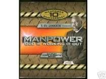 Sermons   TD Jakes Manpower 2003