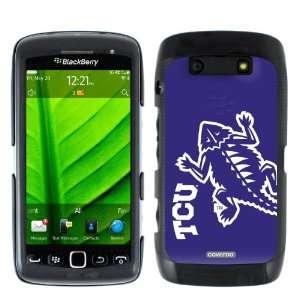 TCU Mascot Full design on BlackBerry Torch 9850 9860 Hard Case