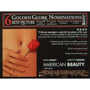 American Beauty   Movie Poster   Kevin Spacey   12 x 16