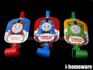 Thomas Friends Party Blowout Party Toy 6x Blowouts t061
