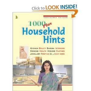 1000 Plus Household Hints (9788122300130) Tanushree Podder Books