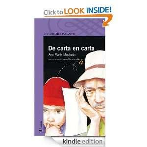 De carta en carta (Proxima Parada 8 Años) (Spanish Edition) [Kindle