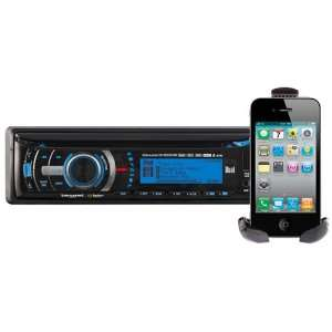 Car Radio Stereo CD Player  iPod/iPhone Control Bluetooth