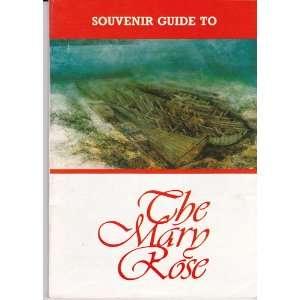 THE MARY ROSE Souvenir Guide Books