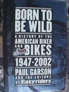 Biker, Motorcycle, Born to be Wild LOOK