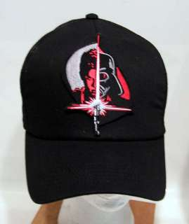 STAR WARS Anakin/Vader Logo Baseball Cap/Hat w Patch