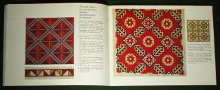 BOOK Lapland Embroidery pattern ethnic folk art textile Finnish