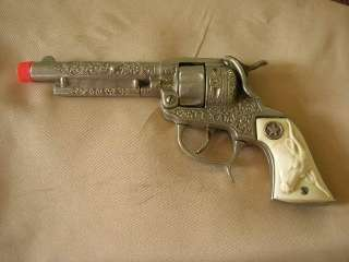 Vintage 1950s Hubley Texan Cap Gun