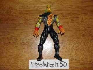 Breakdown Action Figure Toy Biz 1996 Marvel Comics Uncanny Break Down