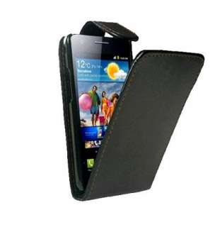 New PU Leather Case Cover Pouch Samsung Galaxy S2 i9100 Phone