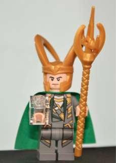 LEGO Super Heroes Marvel 5 Villain Minifig Lot Loki Magneto Deadpool