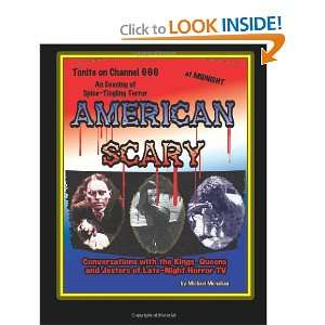 Night Horror TV: Michael Monahan: 9781936168255:  Books