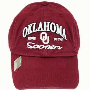 OKLAHOMA SOONERS OFFICIAL NCAA LOGO COTTON HAT CAP