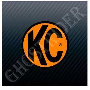 KC Lights HiLites Emblem Logo Jeep Off Road Car Trucks