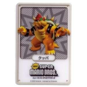 Nintendo Super Mario Bros. Bowser Trading Card Toys