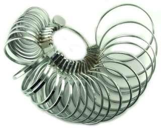 Mazbot 27pc Bangle Bracelet Wrist Sizer Sizing Gauge