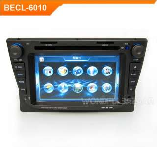 CAR DVD PLAYER GPS IPOD BLUETOOT FOR Buick New Excelle