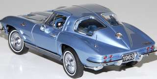 Franklin Mint 1963 Corvette Sting Ray Discontinued Limited Edition 1