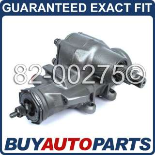 Remanufactured Genuine Power Steering Gearbox for International Trucks