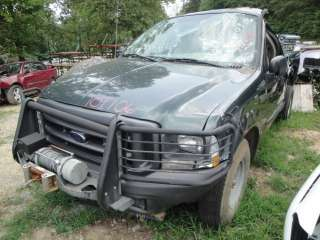 01 02 03 04 FORD F250 SUPER DUTY AUTOMATIC TRANSMISSION