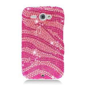 HARD SNAP CASE COVER FOR HTC STATUS PROTECTOR SNAP ON COVER