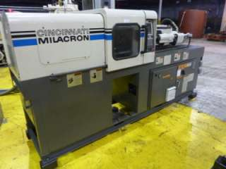 1996 33 Ton Cincinnati Milacron Injection Molding Machine VS33 1.29