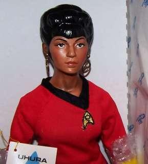 UHURA Star Trek Porcelain Doll Ernst Figure Statue NEW