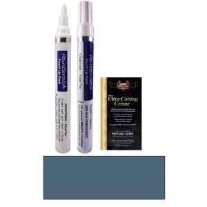 1/2 Oz. Dark Steel Blue Metallic Paint Pen Kit for 2005