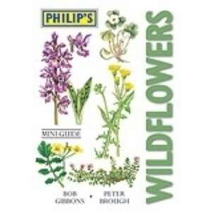 Philips Mini Guide to Wild Flowers (9780540092857): Bob