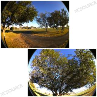 Fish Eye Camera Lens for iPhone 4 4S 4G itouch HTC EVO 3D DC071 |