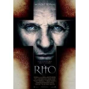 The Rite Poster Movie Italian B 11 x 17 Inches   28cm x