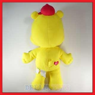 Care Bears 26 Funshine Bear Plush Doll   Cuddle Pillow