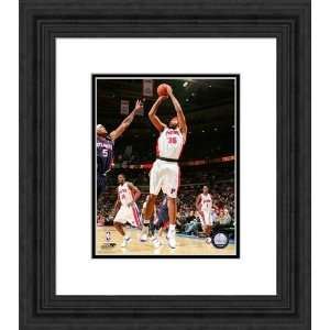 Framed Rasheed Wallace Detroit Pistons Photograph Kitchen