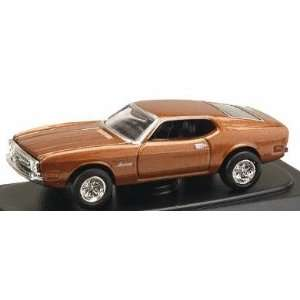 1971 Mustang Sportsroof HO Scale Fresh Cherries Toys