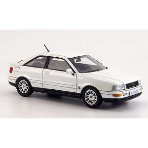Audi Coupe, 1994, Model Car, Ready made, Neo Scale Models