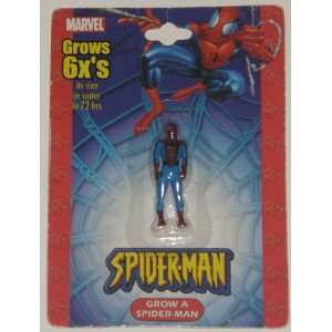Grow A Spider Man Spiderman Action Figure Toys & Games