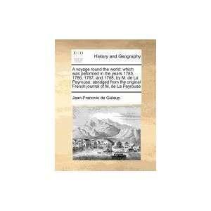 of M. de La Peyrouse (9781171370048): Jean Francois de Galaup: Books