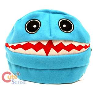 Super Mario Chain Chomp Plush Hat /Costume Beanie
