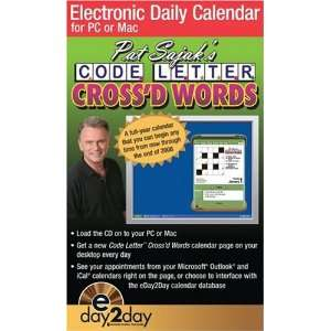 and More: 2008 eDay2Day Calendar (9780740769276): Pat Sajak: Books