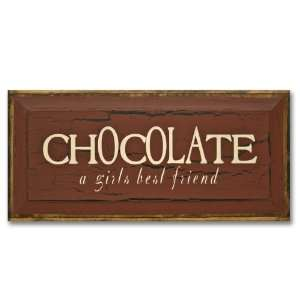 Chocolate A Girls Best Friend