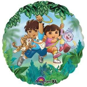 18 Dora & Diego (1 per package): Toys & Games