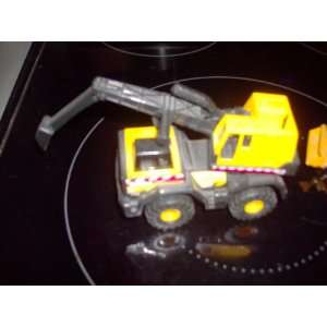 Mighty Tonka 748 Cab Loader Construction Equipment 4 Long