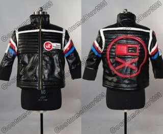 My Chemical Romance Party Poison Jacket Costume Black Version