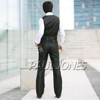 Men's Fashion Stylish Slim Fit Suit 3PCS GIFT