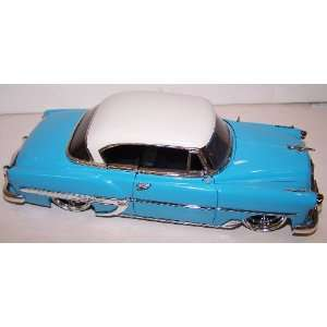 Jada 1/24 Scale Diecast Dub City 1953 Chevy Bel Air in