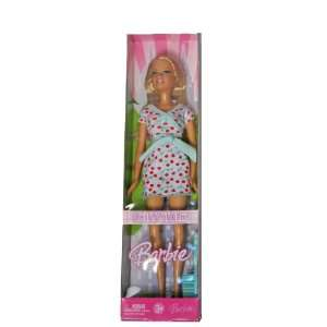 City Style Barbie   Barbie in a Cherry Dress Toys & Games