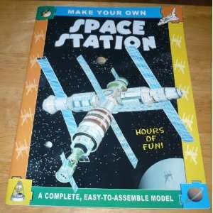 Own Space Station (9780752592213): Claire Edwards, Mike Taylor: Books