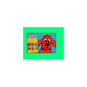 Clifford The Big Red Dog (Fun Activity Set) Scholastic