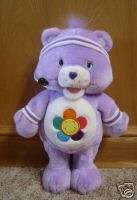 CARE BEAR TALKING SINGING MOVING PLUSH HARMONY BEAR